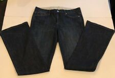 Joes Jeans Muse Fit Size 28 Boot Cut Dark Wash Womens Jeans EUC