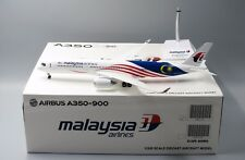 """Malaysia A350-900 """" Negaraku """"  9M-MAC  JC Wings  1:200 Diecast models LH2119"""
