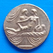 Ancient Rome Tessera Spintriae Erotic Token Roman Sex Coin Position 4.