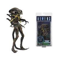 NECA - Aliens 7 scale figure Series 12 Xenomorph Warrior Brown (BATTLE DAMAGED)