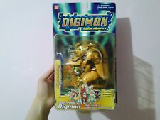 Digivolving Digmon Limited Edition Action Figure / NEW IN BOX / Digimon
