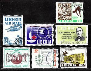Liberia.. A super stamp collection .. 4189
