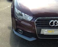 Audi A1 - Front lip splitter flaps