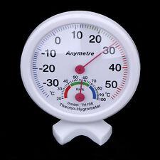 Mini Thermometer Hygrometer Set Luftfeuchtigkeit Temperatur Analog Bimetall Pop,