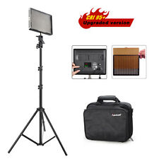 Aputure Araman AL-528S 528PCS LED Video Tv Light + [Free Gift] 6.5ft Light Stand