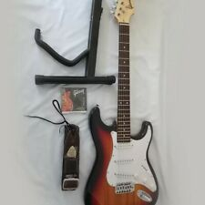 Christmas Promo - Gibson Eletric Guitar set Brown Sunburst