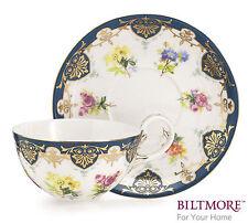 burton+Burton Porcelain Tea Cup & Saucer Gift Set VANDERBILT