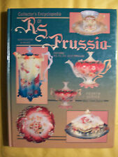 R.S. Prussia Price Value Guide Collector's Book   E.S. O.S. C.S.