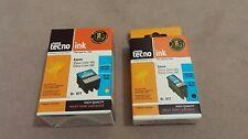 Encre COMPATIBLE Epson TO14 Tri-Colour et TO13 Black inkjet cartridges