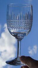 Baccarat - Verre à vin rouge en cristal, modèle Nancy