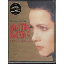 Matia Bazar 2 MC7 Souvenir The Very Best Of / EMI 8456994 Sigillato