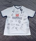 Tottenham Hotspur Signed Squad Shirt 2008/2009