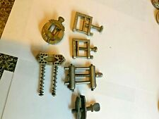 nice stuff good luck Watchmakers Movement holders 6 assorted