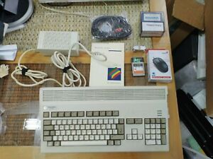 AMIGA 1200 + Amiga 1200 Blizzard 1230 Mk IV + FPU - 64MB ram