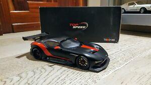 Aston Martin Vulcan 1:18 Top Speed Models