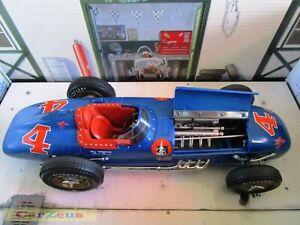1:18 Carousel 1, Kurtis Kraft Roadster, #4 Bill Vukovich, 1955 Indianapolis 500