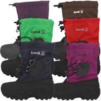 Kamik Southpole3 Kinder Winterstiefel Boots Schnee Stiefel Winter Schuhe NK8181