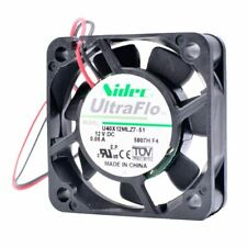 Nidec U40X12MLZ7-51 4cm 4010 40mm fan 12V 0.05A Ultra-quiet computer cooling fan