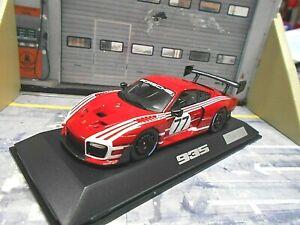 PORSCHE 935 2019 911 991 GT2 RS #77 Salzburg 24h Le Mans  Look Street Spark 1:43