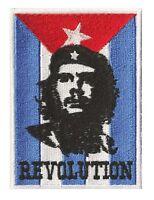 Patch écusson patche Che Guevara Revolution thermocollant badge embleme