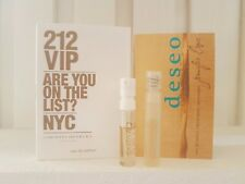 Carolina Herrera 212 VIP EDP&Jennifer Lopez Deseo EDP 1.5ml vial