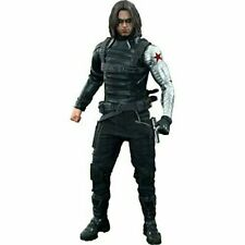 Movie Masterpiece Captain America / Winter Soldier Winter Soldier 1/6 scale plas