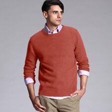 Men VANCL Crew Neck Wool Sweater XXL