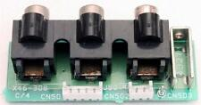 KENWOOD TS-850S RTTY,DSP1,DSP2 BOARD PART NUMBER X46-308-C4 FROM 50MIL RADIO