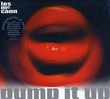 Les McCann/PUMP IT UP (+ Marcus Miller, Bill Evans) New