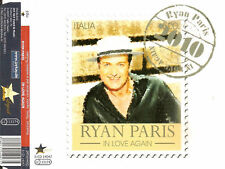RYAN PARIS - in love again CDM Italo disco 2010 RARE!!!