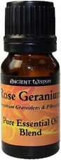 Huile Essentielle Rose Géranium Aromatherapie Flacon 10ml