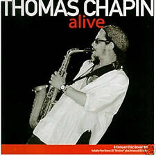 THOMAS CHAPIN Alive 8 CD Box MARIO PAVONE*JOHN ZORN*MARK FELDMAN.. OOP SEALED!