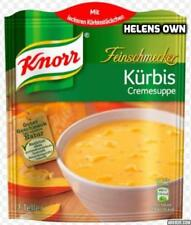 Knorr Gourmet Soup Mix: PUMPKIN Soup, 2 Portion Pack, 52g made with Real Pumpkin