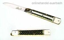 HUBERTUS 68.112.KN.12 Knochen Taschenmesser Klappmesser Messer