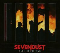 Sevendust - All I See Is War [CD]