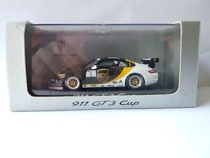 Minichamps 1:43 Porsche 911 GT3 Cup