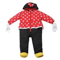 DISNEY combinaison combipilote manteau MINNIE bébé taille 6-9 mois neuve