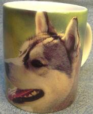 Ceramic Siberian Husky Dog Mug Coffee Cup Xpres Photo
