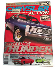 Chrysler Action Magazine Issue 24 - Valiant/RT Charger/Drifter/Pacer/GLX/Regal/
