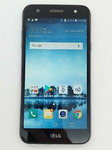 LGE X Series X Charge M322 Xfinity Mobile 16GB Black *Check IMEI*