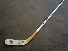 KEVIN SHATTENKIRK New York Rangers SIGNED Autographed Hockey Stick w/ COA