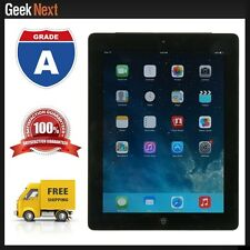 "Grade A Mint Apple iPad 2 2nd Generation 64GB Wi-Fi+3G AT&T 9.7"" Black A1396"