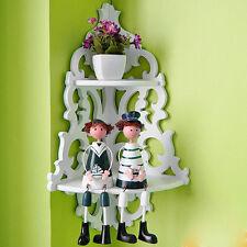Floating Wall Shelves Carved Wall Panels Glove Lou Corner Shelf Flowerpot Holder