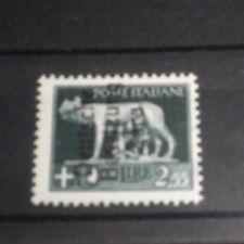 """FRANCOBOLLI OCCUPAZIONE TEDESCA 1943 """"ZARA"""" SERIE IMPERIALE MH* £2,55 (CAT.5A)"""