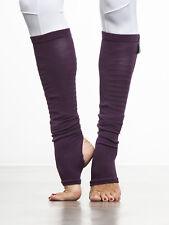 Adidas by Stella McCartney Yoga Leg Warmers SIZE 5-6 $40 New Purple