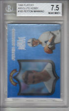 1998 Playoff Absolute Hobby #165 Peyton Manning Z21660  - BVG NrMt+ (7.5)