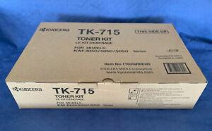 Kyocera TK-715 Toner Kit KM 3050 4050 5050