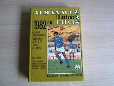 PANINI MODENA=ALMANACCO ILLUSTRATO DEL CALCIO 1982=OTTIMO STATO=41° Volume