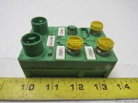 Phoenix Contact IB L2 BOX 24 DI 4/4 M12-D 2732761 Interbus I/O Module