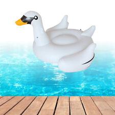 Luftmatratze Liege Schwan Schwimmliege Schwimmmatratze Schwimmsessel aufblasbar Aufblastiere